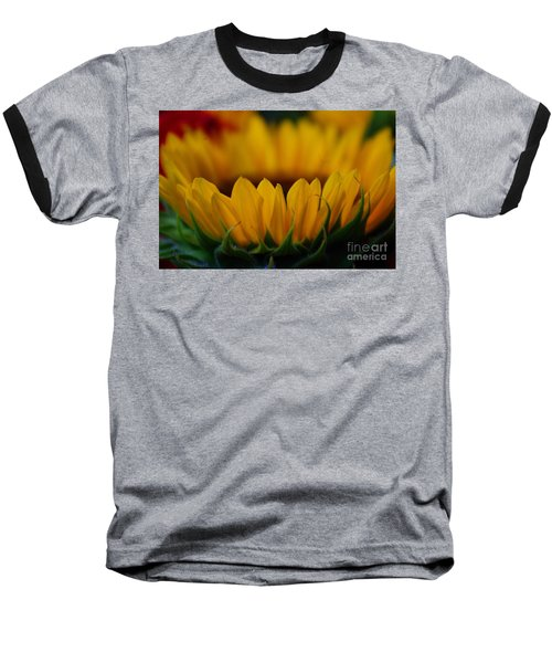 Baseball T-Shirt featuring the photograph Burning Ring Of Fire by John S