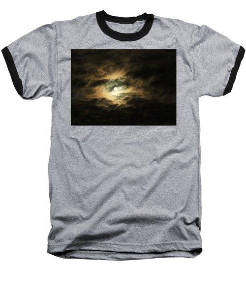 Burning Through Baseball T-Shirt