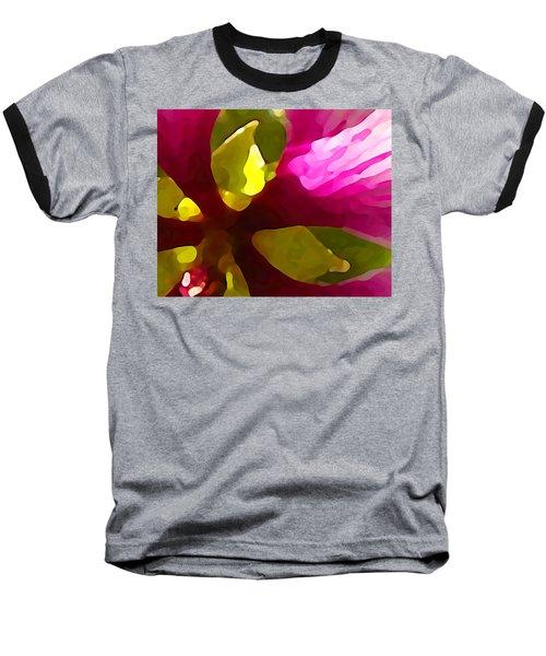 Burst Of Spring Baseball T-Shirt