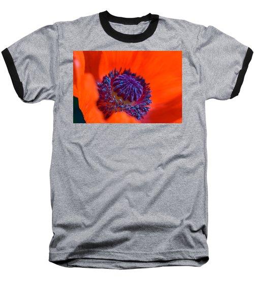 Bursting With Colour Baseball T-Shirt