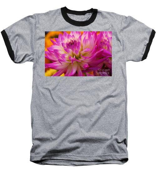 Baseball T-Shirt featuring the photograph Bursting With Color by John S