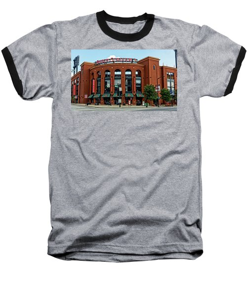 Busch Stadium Home Of The St Louis Cardinals Baseball T-Shirt