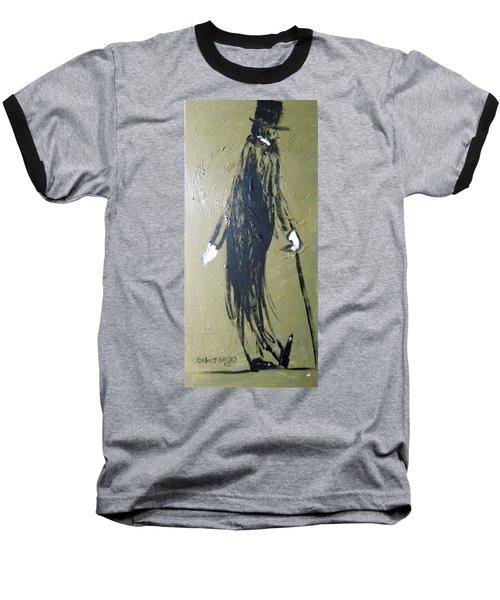Business Man Baseball T-Shirt