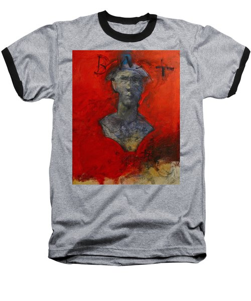 Bust Ted - With Sawdust And Tinsel  Baseball T-Shirt