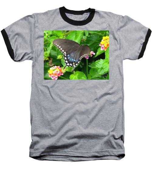 Butterfly Ballot Baseball T-Shirt
