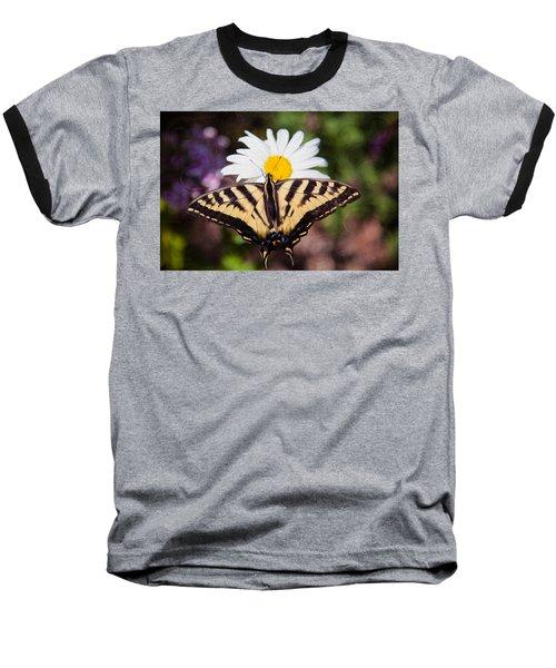 Butterfly Kisses Baseball T-Shirt