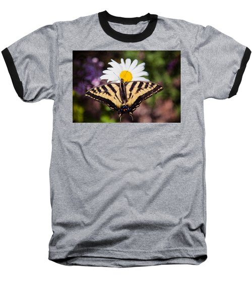 Butterfly Kisses Baseball T-Shirt