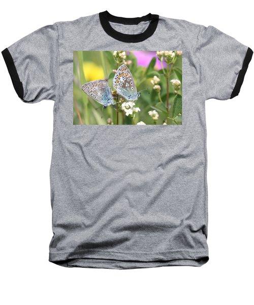 Butterfly Lovers Baseball T-Shirt