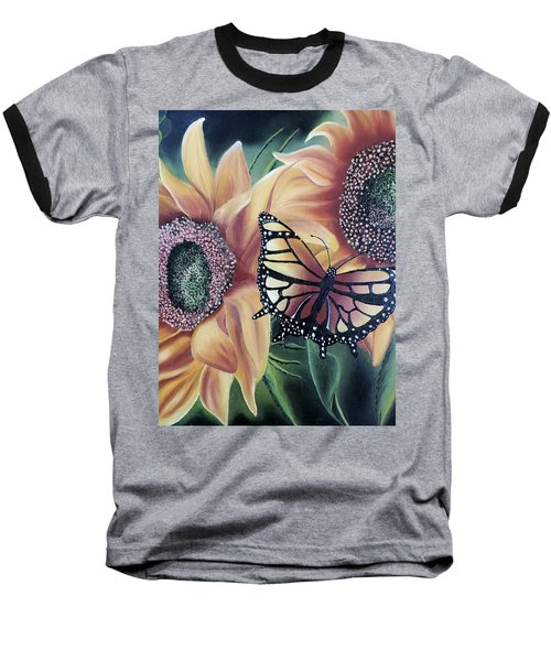 Butterfly Series 5 Baseball T-Shirt
