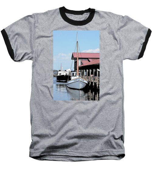 Buy Boat Old Point Baseball T-Shirt