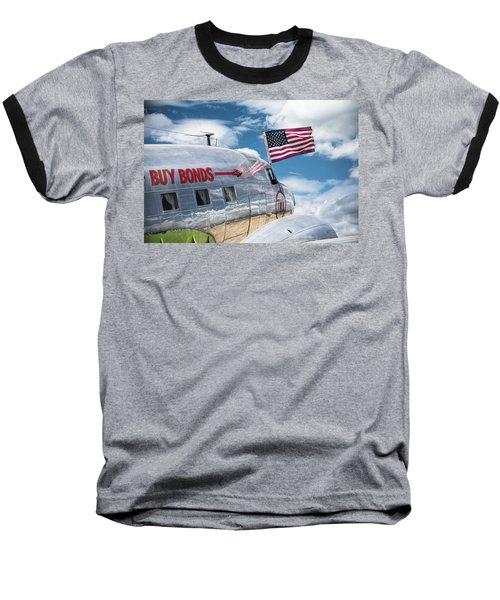 Baseball T-Shirt featuring the photograph Buy Bonds by Steven Bateson