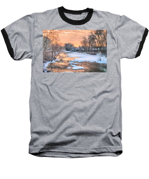 By The Old Mill Baseball T-Shirt
