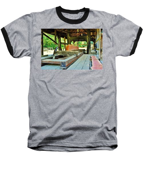 Bye Bye Tree  Baseball T-Shirt