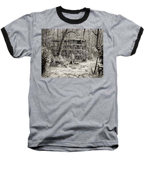 Bygone Days Baseball T-Shirt by William Beuther