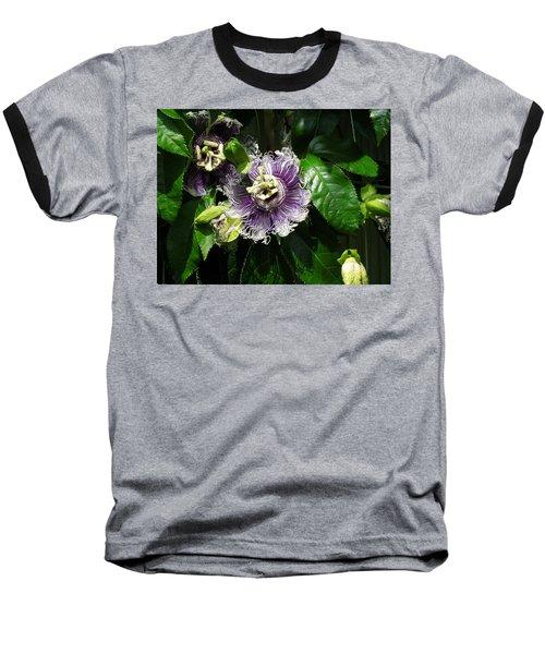 Baseball T-Shirt featuring the photograph Byron Beauty by Ron Davidson