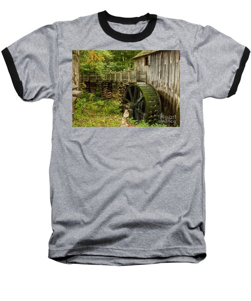 Cable Mill Cades Cove Baseball T-Shirt