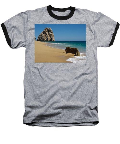 Cabo San Lucas Beach 1 Baseball T-Shirt