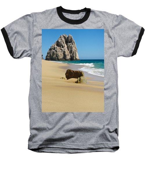 Cabo San Lucas Beach 2 Baseball T-Shirt