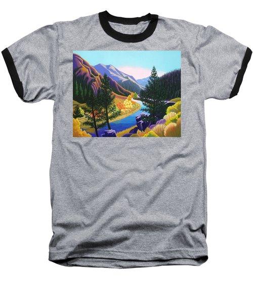 Cache De Poudre Baseball T-Shirt