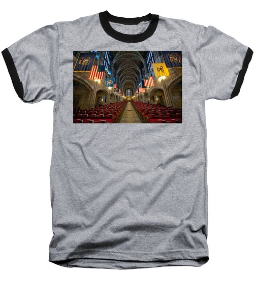 Cadet Chapel Baseball T-Shirt