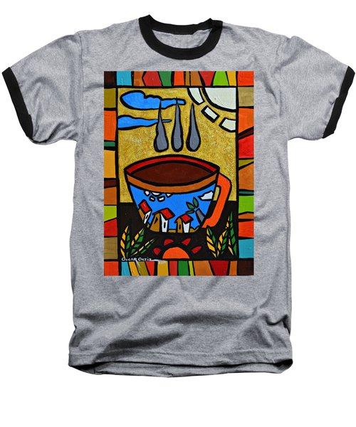 Cafe Criollo  Baseball T-Shirt