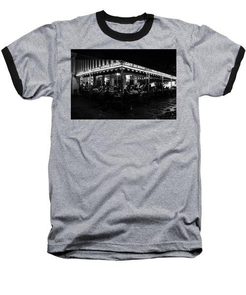 Cafe Du Monde Baseball T-Shirt