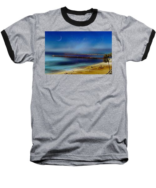 California Dreaming Baseball T-Shirt
