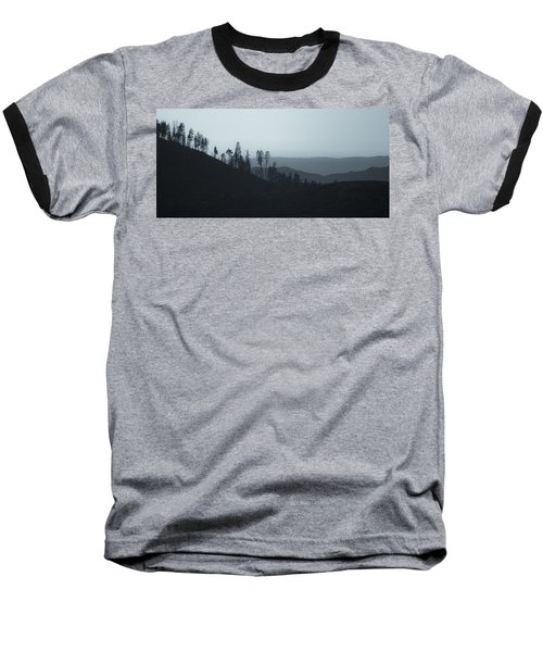California Gray Skies Baseball T-Shirt