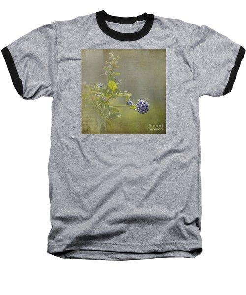 California Lilac Baseball T-Shirt
