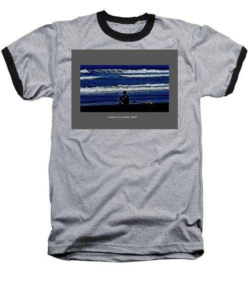 California Surfer 2007 Baseball T-Shirt