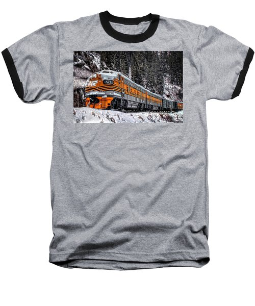 California Zephyr Baseball T-Shirt