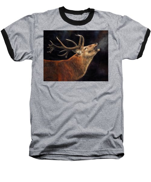 Call Of The Wild Baseball T-Shirt