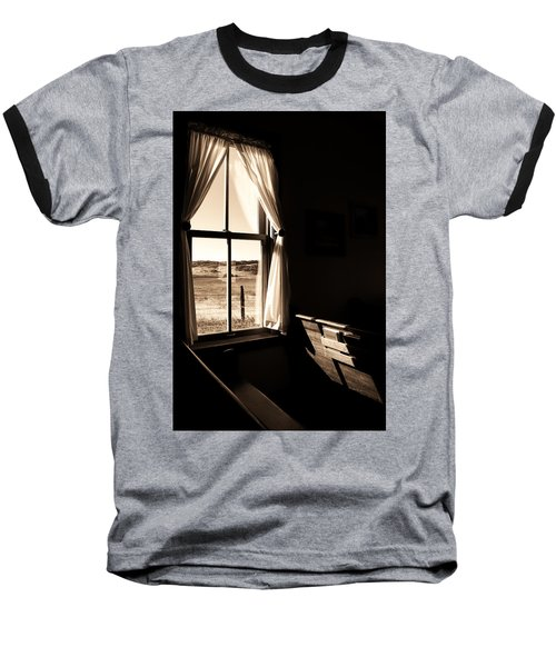 Baseball T-Shirt featuring the photograph Call To Worship by Jim Garrison