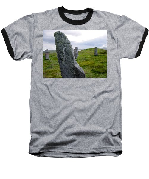 Callanish 3 Baseball T-Shirt
