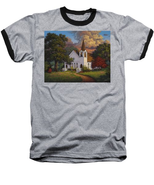 Called To Praise Baseball T-Shirt by Kyle Wood