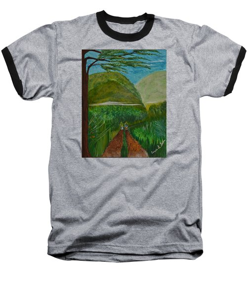 Called To The Mission Field Baseball T-Shirt