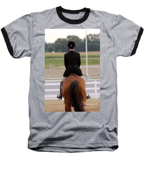 Calm Ride Baseball T-Shirt