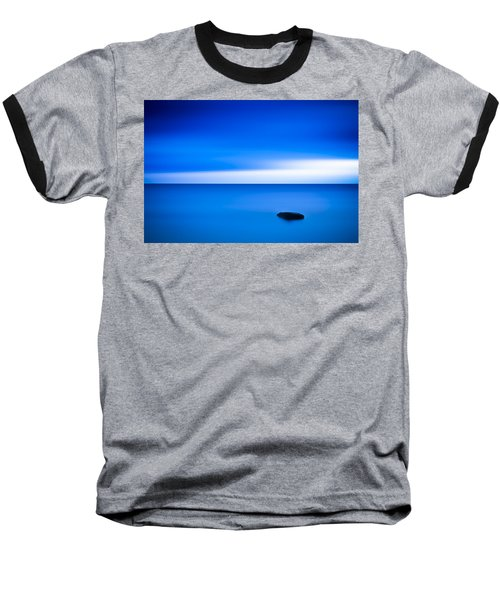 Calm Waters Baseball T-Shirt