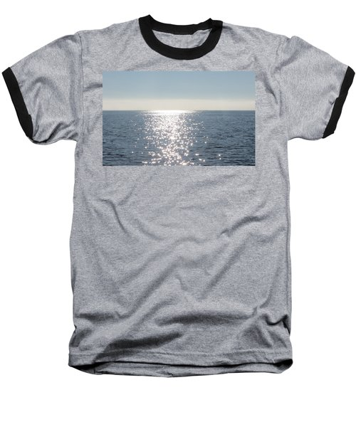 Calm Waters Baseball T-Shirt by Fortunate Findings Shirley Dickerson