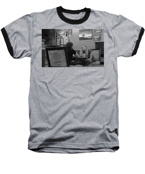 Fully Engaged Baseball T-Shirt