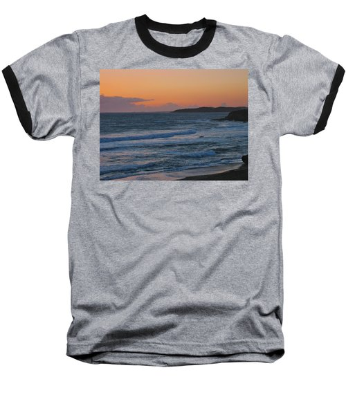 Baseball T-Shirt featuring the photograph Cambria by Angela J Wright