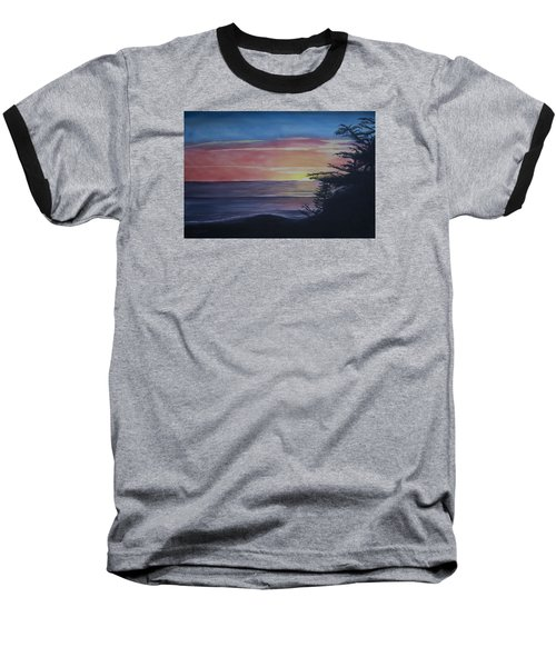Cambria Setting Sun Baseball T-Shirt