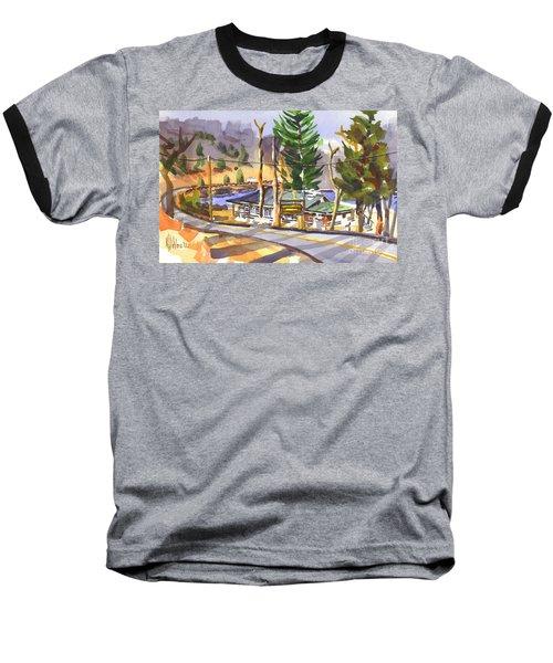 Camp Penuel At Lake Killarney Baseball T-Shirt