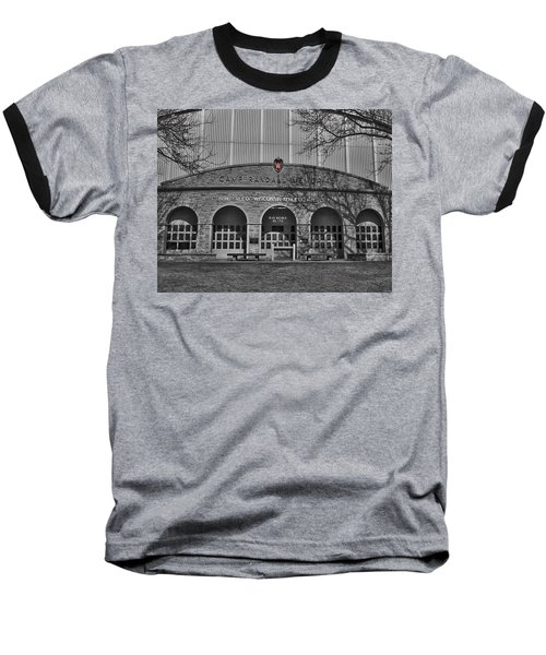 Camp Randall - Madison Baseball T-Shirt