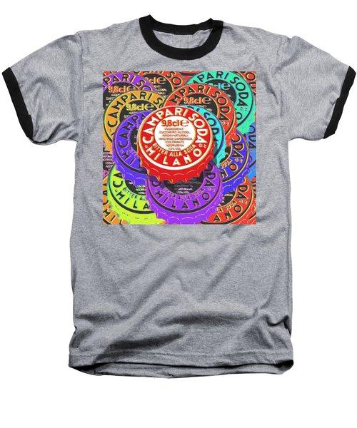 Campari Soda Caps Baseball T-Shirt