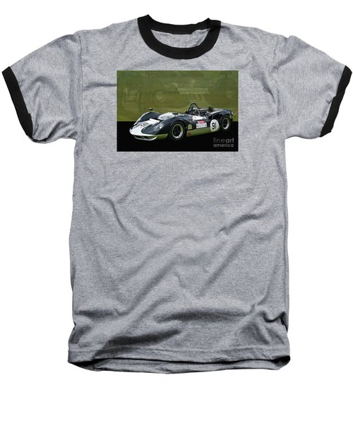 Can-am Mclaren M1b Baseball T-Shirt