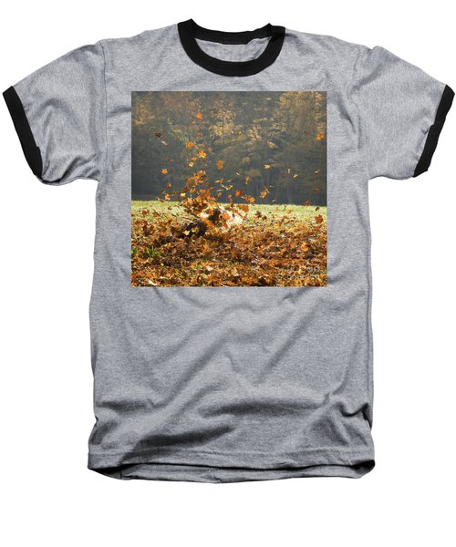 Baseball T-Shirt featuring the photograph Can You See Me? by Carol Lynn Coronios
