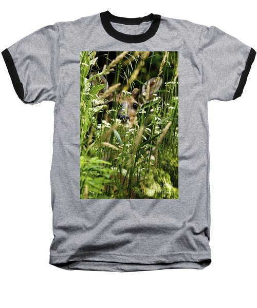 Can You See Me Baseball T-Shirt