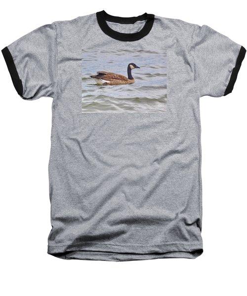 Canadian Eh Baseball T-Shirt