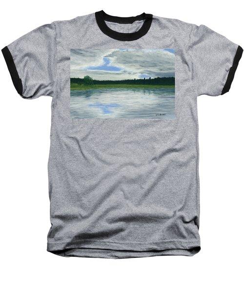 Canadian Serenity Baseball T-Shirt